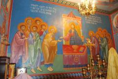 Роспись храма, роспись православного храма, иконопись, роспись храма на заказ, иконопись недорого.