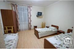 Гостиничный номер 2-х местный с дополнительной кроватью
