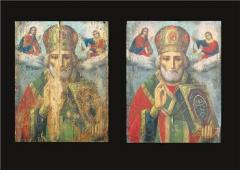 Реставрация масляной живописи