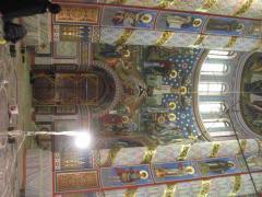 Иконопись, роспись стен церкви, роспись храма на заказ, роспись православного храма, роспись стен храма.