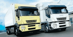 Automobile transportations of piece and tare