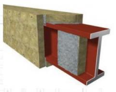 Огнезащитная обработка, огнезащита металлоконструкций