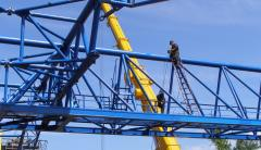 Repair of cranes - goa