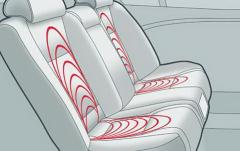Установка подогрева сидений автомобильных