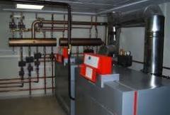 Автоматизация систем теплоснабжения