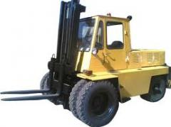 Delivery of loaders
