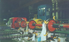 Модернизация и наладка линии торцовки, промывки и гидроиспытания труб ТПГ-159. Ремонт станков. Наладка станков