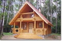 Строительство деревянных домов Киев