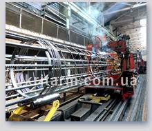 Производство арматурных каркасов