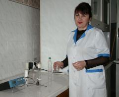 Контрольный анализ воды в Черкассах от...
