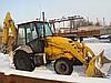 Boreks excavator loader