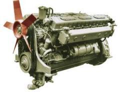 Repair of the engine 1D6, repair of the engine