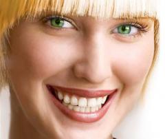 Treatment, bleaching, prosthetics, implantation of