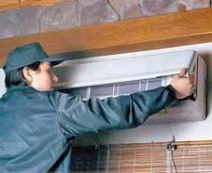 Обслуживание систем кондиционирования воздуха