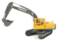 Rent sale of service of the caterpillar excavator