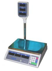 Repair trade tovarna of automobile scales of all
