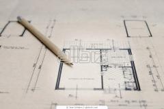 Проэктирование жилищного строительства