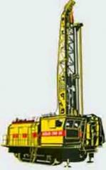 Ремонт буровых станков СБШ-250