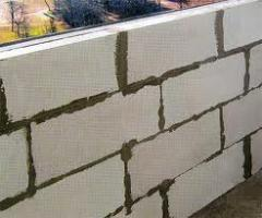 Construction of walls