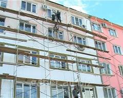 Capital repairs of houses