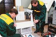 Монтаж/демонтаж рентгеновского оборудования
