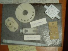 Изготовление пластмассовых деталей