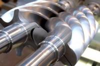 Repair of screw compressors