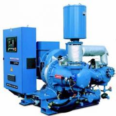 Repair of high-speed compressors of impeller type