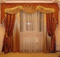 Confecção de cortinas