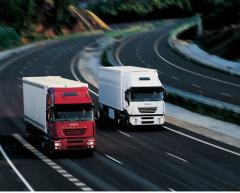 Services of cargo brokers on automobile