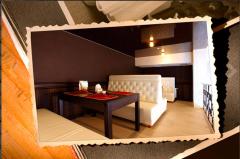 Ресторан Délice расположен в удобном месте Бориспольского шоссе