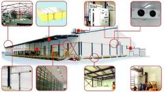 Design, selection and delivery of refrigerating