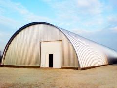 Строительство складов для хранения агрокульту
