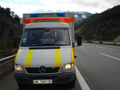 To transport the patient with a craniocereberal