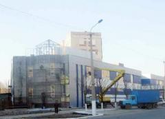 Проектирование жилых и промышленных объектов