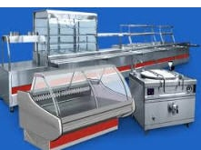 Repair of the food equipment fast food. Company of