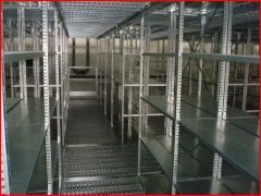 Разработка складского оборудования