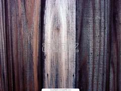 Работы по устройству деревянных свайных стен