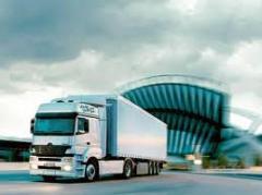 Cargo delivery is automobile, Automobile