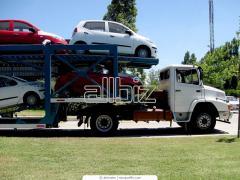Перевозка автомобилей автовозами  по всей