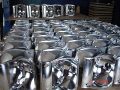 We offer services of metallization of metal,