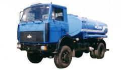 Services of water-jetting vehicles in Kiev
