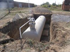 Изготовление и монтаж резервуаров, газгольдеров, водонапорных вышек, газоходов, бункеров, силосов и посудин, которые работают под давлением