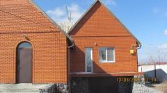 Продам жилой дом, с. Семеновка, ул. Садовая, 110кв.м, 25сот. земли