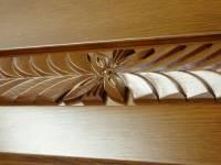 Декор в интериора с дърворезба