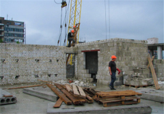 Construction of walls