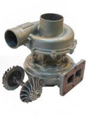 Ремонт турбин и турбокомпрессоров