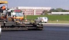Construction of highways, roads,