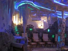 Соляные комнаты VIP