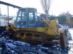 Rent of the bulldozer Shantui SD 16